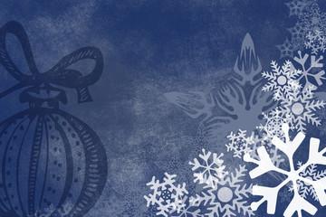 Fondo navidad abstracto