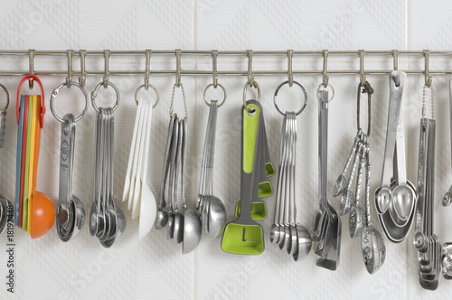 Assorted Measuring Spoons