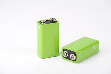 9 V batteries