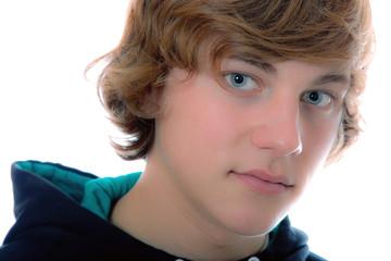 Portrait von einem jungen Mann