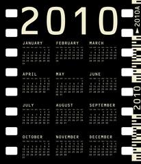 Photographic Calendar for 2010