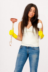 Clean up your house