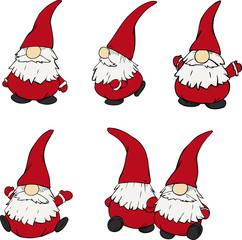 Weihnachten, Weihnachtsmann, Nikolaus, Santa, Wichtel