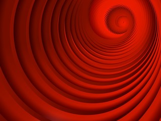 spirale rot