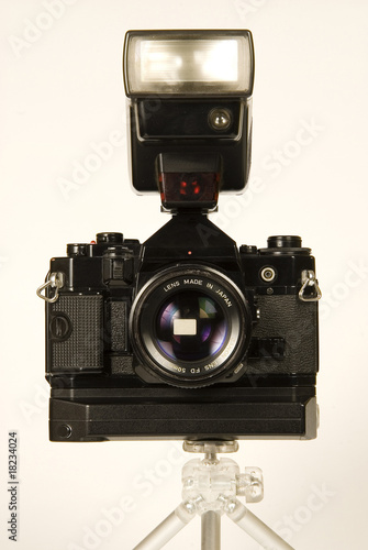 canvas print picture camera