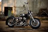 Fototapeta tatuaż - rower - Motorower / Skuter
