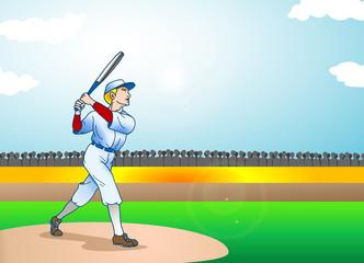 strong batter