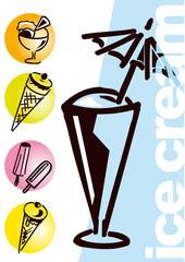 carta de helados