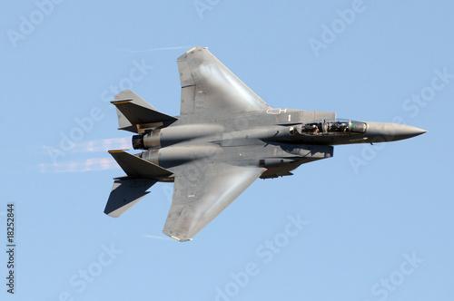 Fototapete Flieger - Jet - Flugzeug