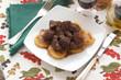 Spezzatino di montone con patate - Secondi Trentino A A