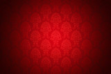 retro red luxury wallpaper