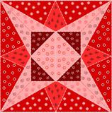 patchwork natalizio poster