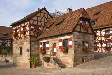 Kaiserburg Innenhof