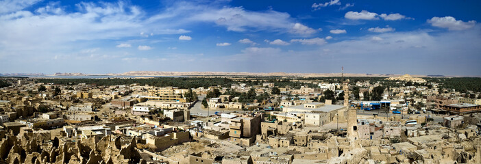 The Siwa Oasis is an oasis in Egypt,