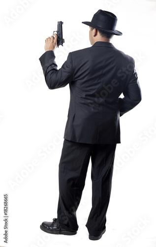 Man with Pistol 3