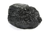 Bloc de charbon poster