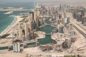 Waterfront Construction And Properties In Dubai