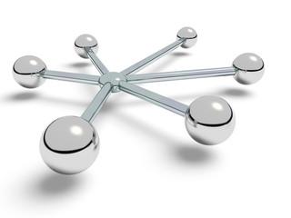 Netzwerk Stern