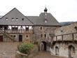Burg Altena, Innenhof mit Glockenturm