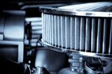 performance engine air intake filter and carburetor poster