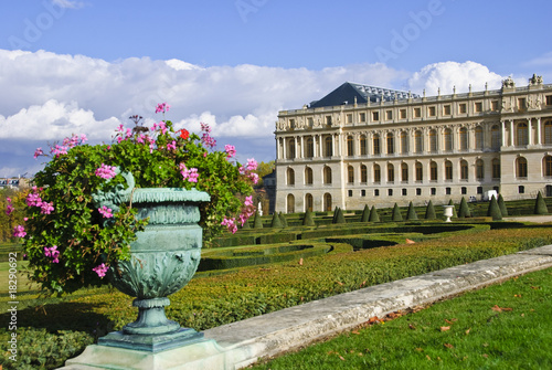 Versailles Chateau and Gardens