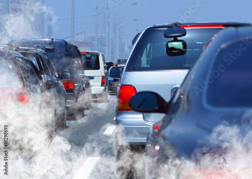 traffic jam - 18298693