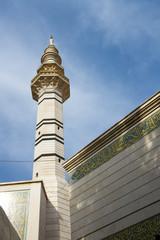 Mezquita chiita de Ruqaia, Damasco, Siria
