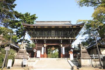 京都北野天満宮楼門