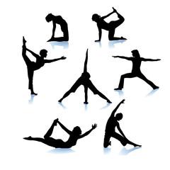 yoga gymnastilk