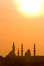 kairo Sonnenuntergang