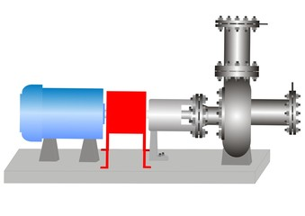 The centrifugal pump