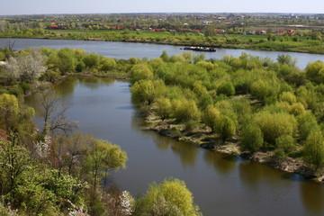 Wistula river