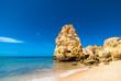 Beach In The Algarve