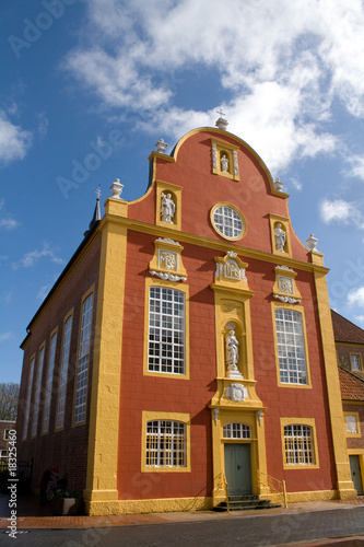 Gymnasialkirche in Meppen