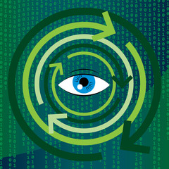 Concept of Human Vision, Psychology and Programming