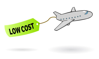 cheap low cost flights commercial