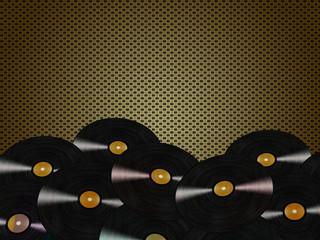 vinyl pattern background