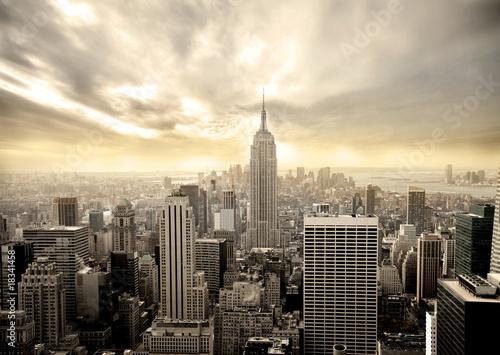 fototapeta na ścianę Manhattan
