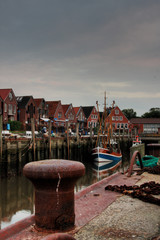 old harbor of neuharlingersiel
