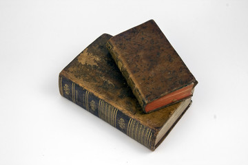 Deux vieux livres