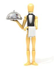 doll waiter