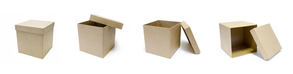 apertura della scatola
