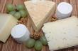 Plateau de fromages fabriqués en France
