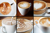 cappuccino composition