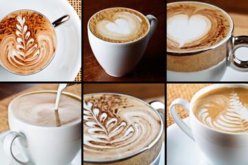 cappuccino composition