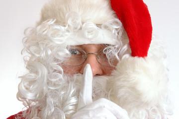 Hush - Santa's coming