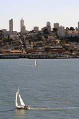 The Beautiful City of San Francisco