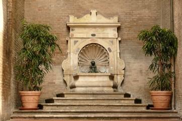 fontana del comune