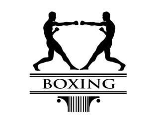boxe championship logo