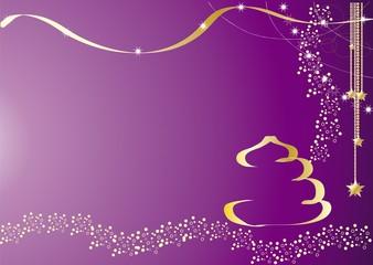 Violet Christmas